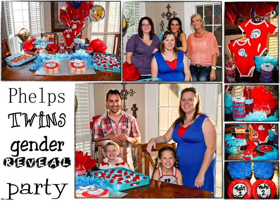 Captured Gender Reveal Party Photographer Abilene Tx