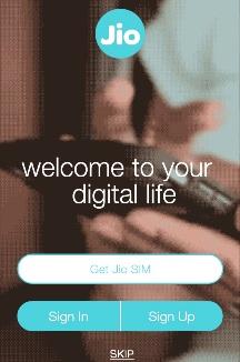 Get Jio Sim
