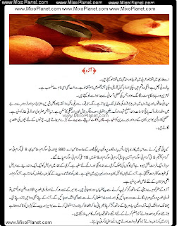 Benefits OF Peach In Urdu(Hindi) | MixoPlanet.com
