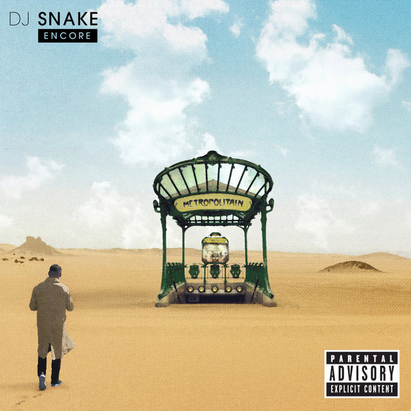 DJ Snake - Middle (feat. Bipolar Sunshine) - Single Cover