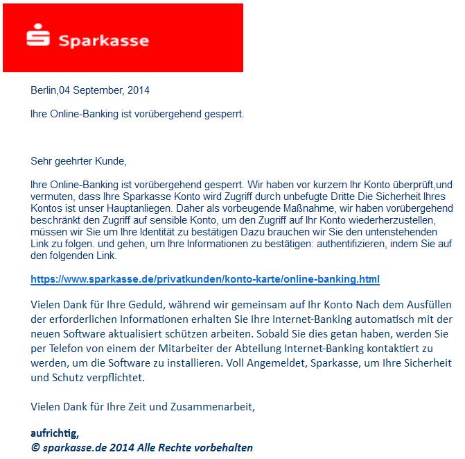 Berlin sparkasse online login