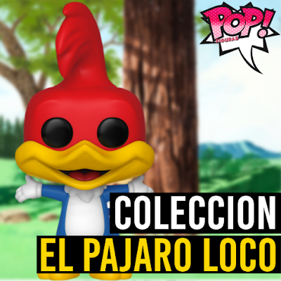Lista de figuras funko pop de Funko POP El pajaro loco
