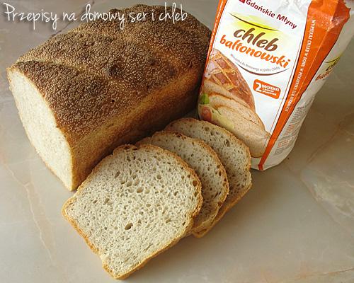 Chleb baltonowski z mieszanki
