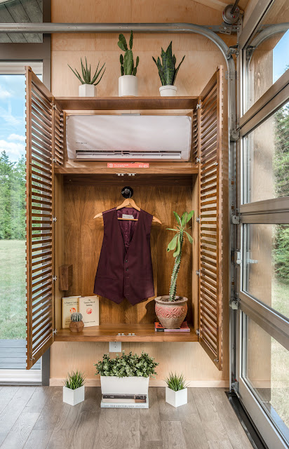 Orchid - New Frontier Tiny Homes