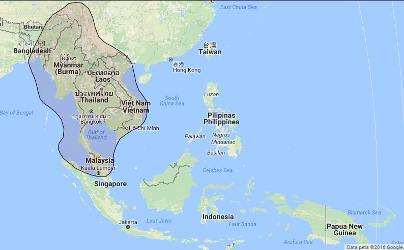 Daftar Channel Terbaru Satellite Thaicom 6 78 5°E C Band dan