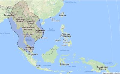 Satelit Thaicom 6 78.5°E KUBand