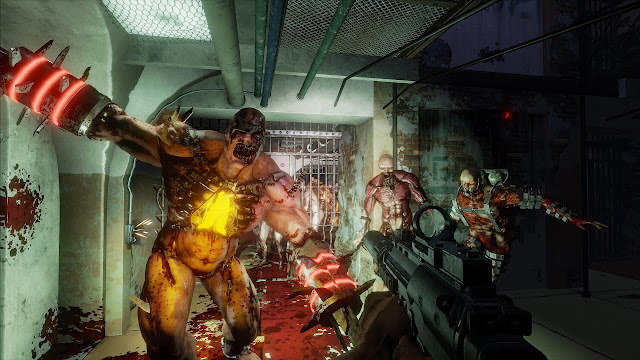 Killing Floor 2 presume de resolución en PlayStation 4 Pro