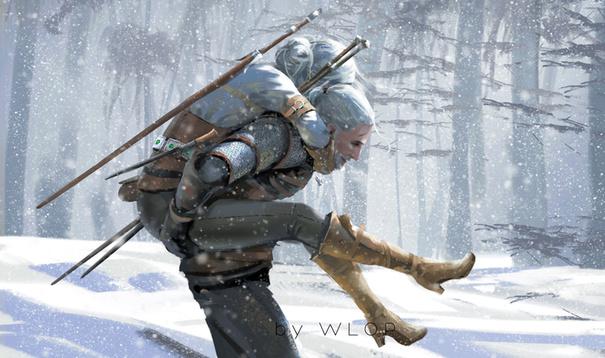 Download The Witcher 3 Wild Hunt V1 1080p Wallpaper Engine Free