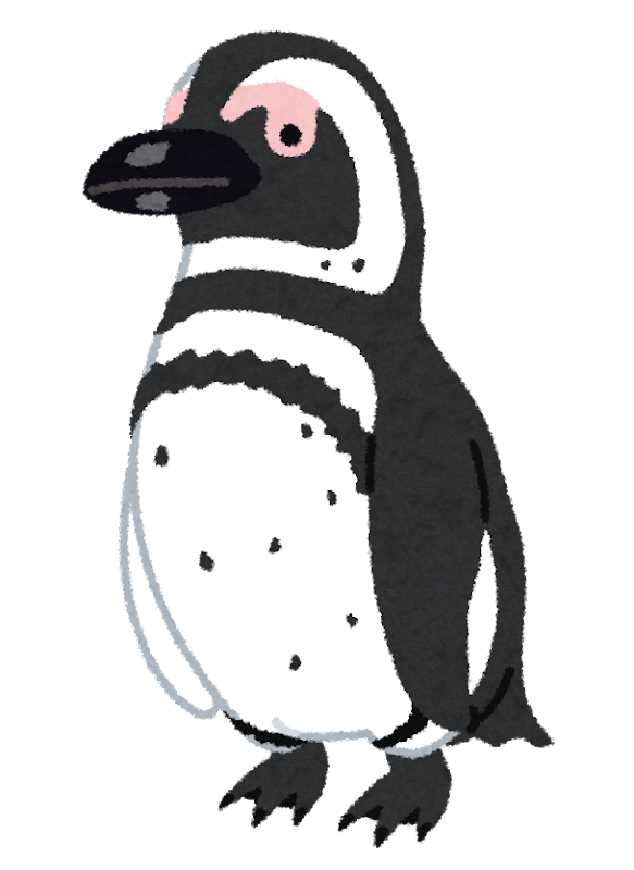 マゼランペンギンのイラスト かわいいフリー素材集 いらすとや