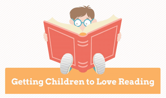 Getting Your Kids to Love Reading