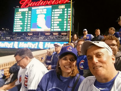 The Last Cubs Game