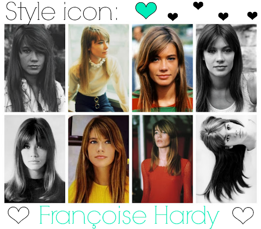 Style icon: Françoise Hardy