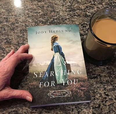 SEARCHING FOR YOU (Orphan Train #3) by Jody Hedlund