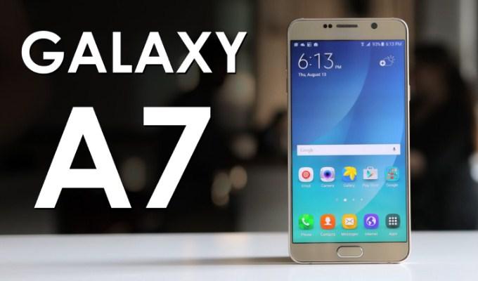 Harga Samsung Galaxy A7 2016 Edition di Indonesia Terbaru