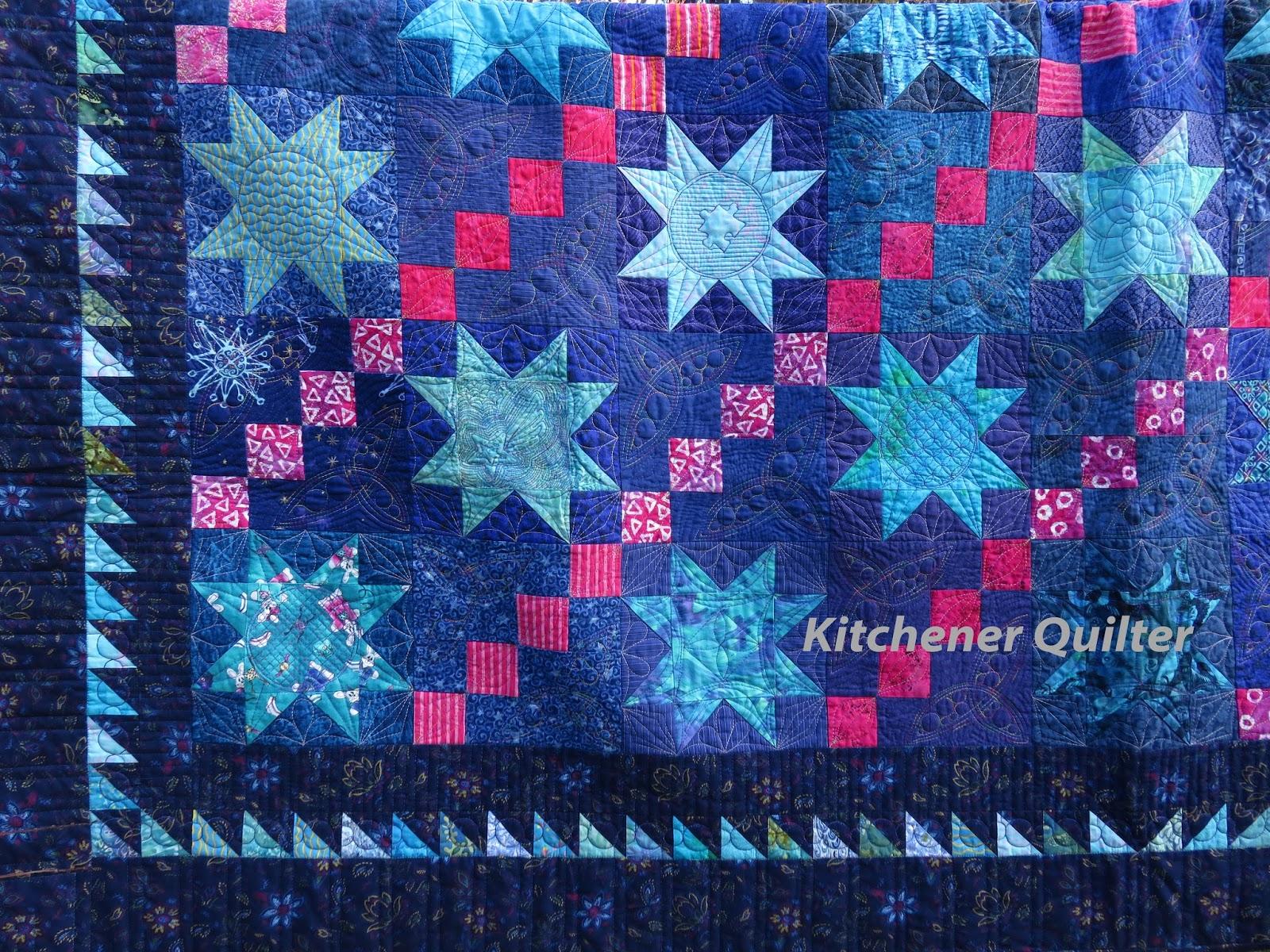 Kitchener Quilter