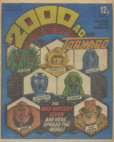 2000 AD Prog 130, ABC Warriors