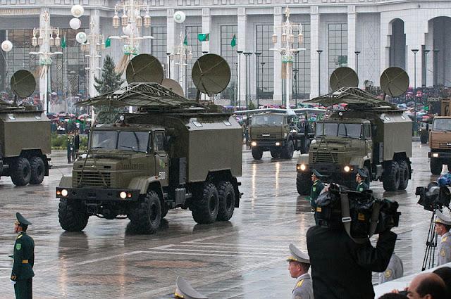 Israel Đã Nhận Được Hệ thống Radar Thụ Động Kolchuga-M Từ Ukraine