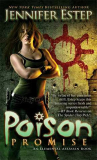 Book Review:  Poison Promise by Jennifer Estep