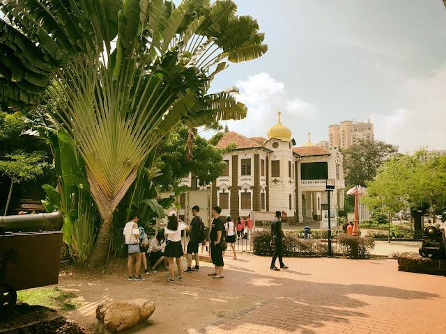 マラッカ歴史地区