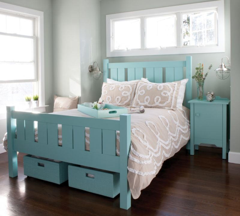 Maine Cottage Furniture Beds Can Be Ordered With Storage Bins Or Trundle Underneath The Shutter Bed Is Simple Yet Fun Shown In Three Photos Above