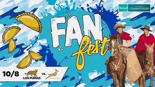 Fan Fest de Los Pumas en Salta