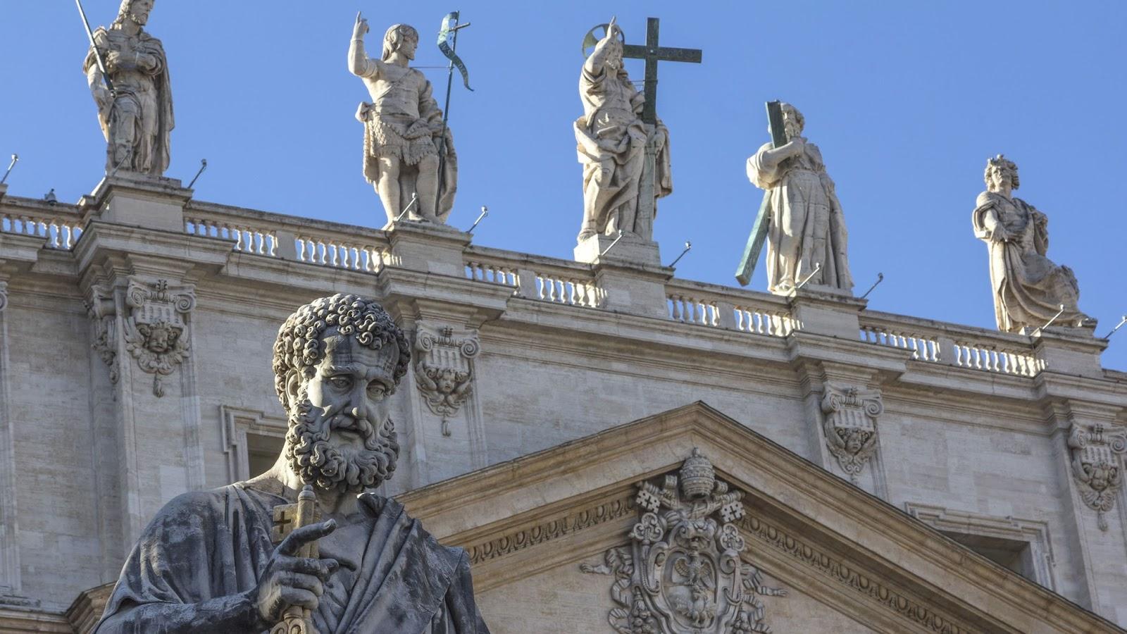 El Fn De Matrix El Papa Francisco Es Pedro El Romano | Rachael Edwards