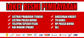 fee ppob, telkom, pln, halo, multifinance
