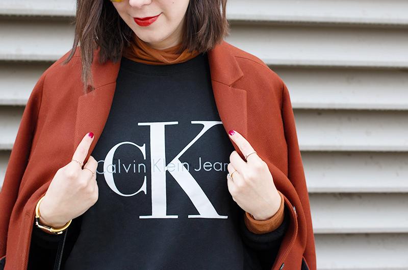 Calvin Klein For UO Sweatshirt