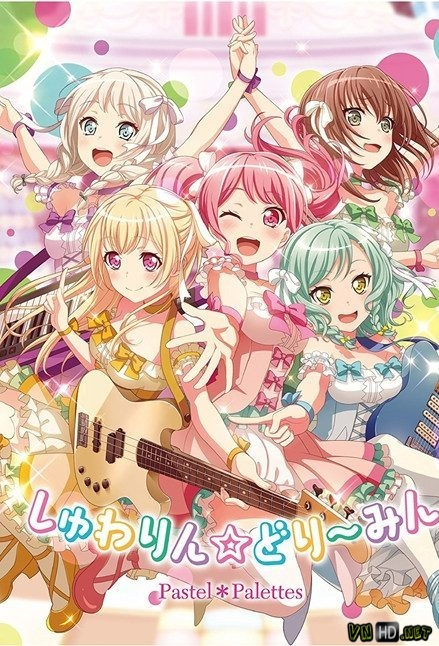 BanG Dream! Pastel Life