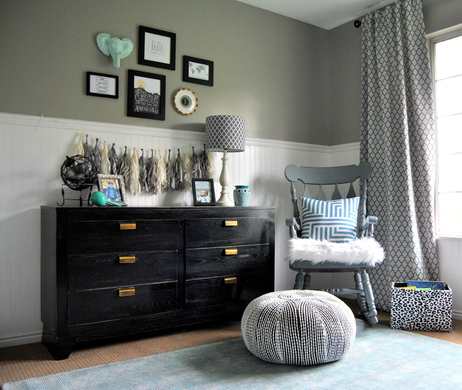 Studio 7 Interior Design Adventure Themed Nursery