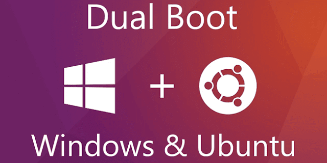 dual boot windows dan linux