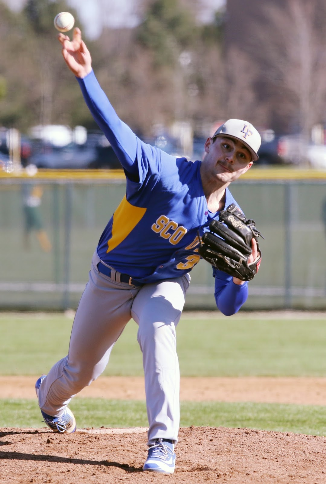 Mark Kodiak Ukena: IHSA Varsity Baseball: Lake Forest vs ...
