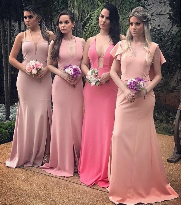 vestidos para madrinhas e convidadas de casamentos ao ar livre