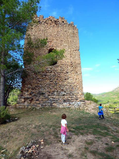 Castillo de Ayódar
