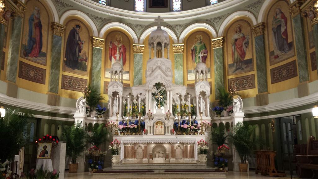 St Mary Of Perpetual Help Parish Mass Times Sacraments