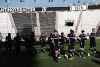 Η αποστολή των παικτών του ΠΑΟΚ για το ντέρμπι με την ΑΕΚ