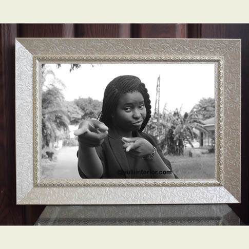 White Picture Wall Frames in Port Harcourt Nigeria