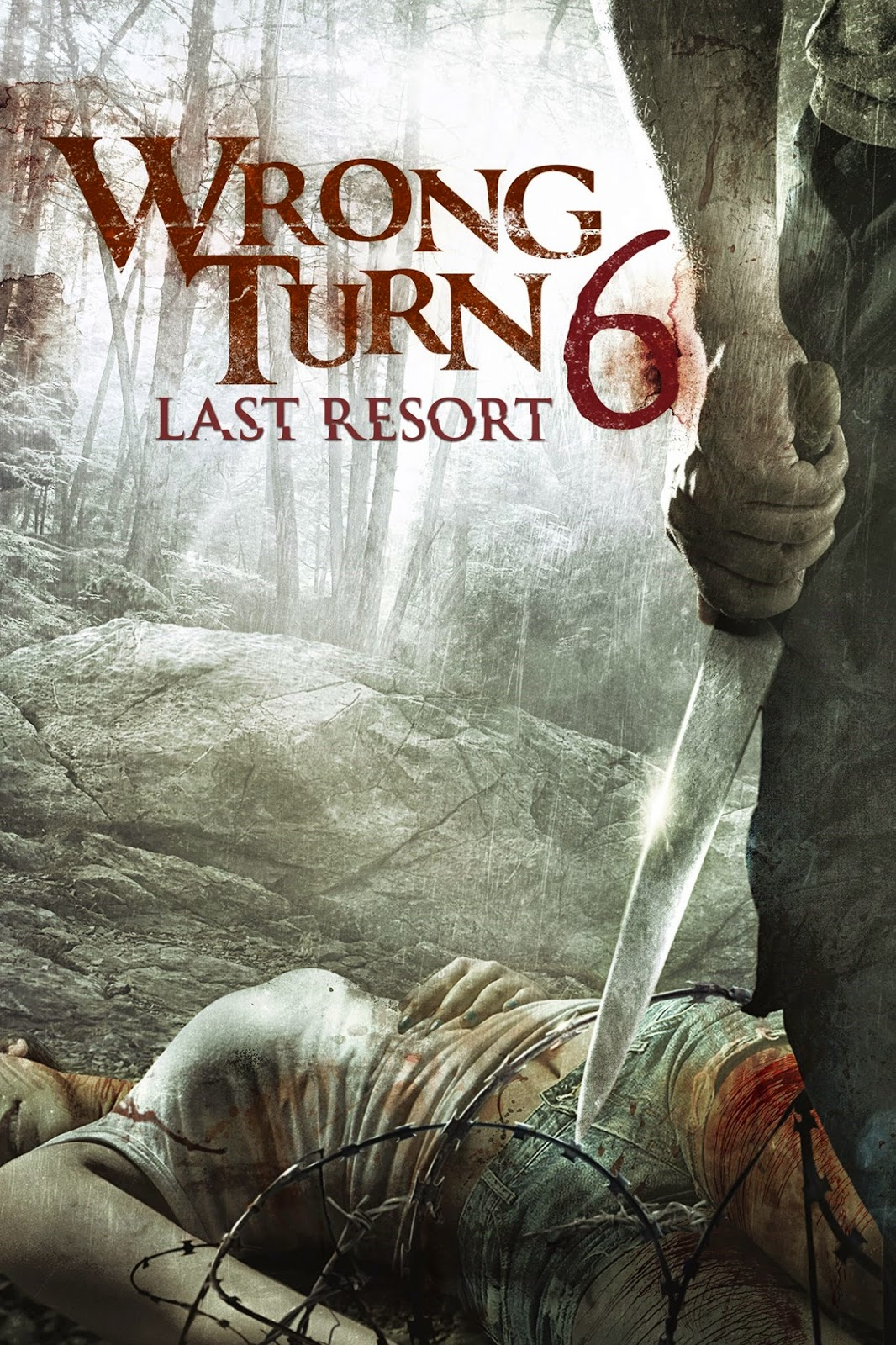 Wrong Turn 6: Last Resort (2014) DVDRip