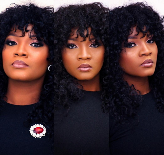 omotola jalade ebony life TV guest judge