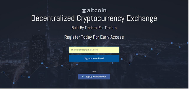 altcoin exchange