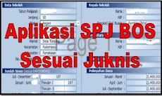 Download Aplikasi SPJ BOS Versi 2019