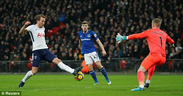 Video Tottenham - Everton: Siêu sao rực sáng, kỷ lục gọi tên 2