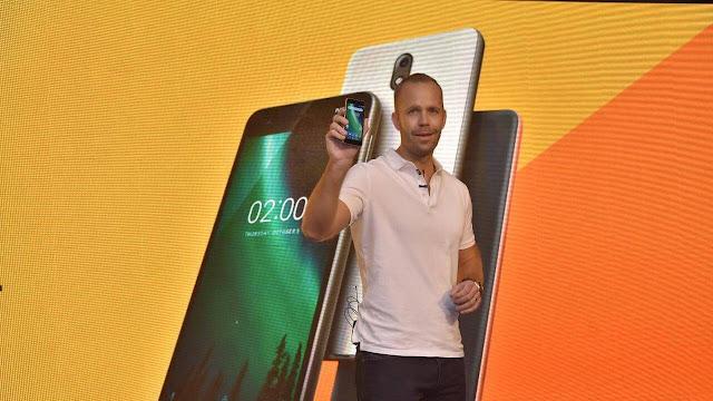 WOW!!! Nokia 1 Akan Rilis Bulan Maret Depan dan Jadi Bagian Android Go