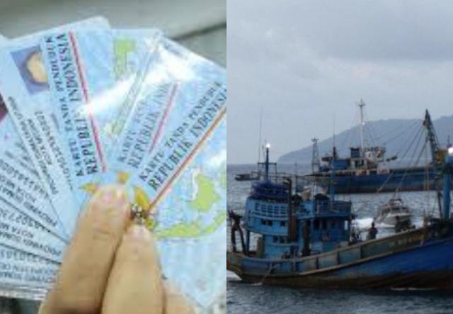 Kok Bisa? Lebih Dari 1.000 Penangkap Ikan Filipina Punya KTP Palsu Indonesia