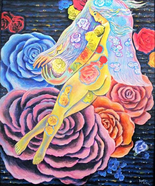 Eva- Mùa Xuân vĩnh cữu 1