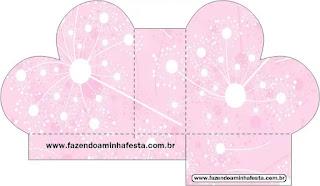 Arte en Rosa: Cajas para Imprimir Gratis.