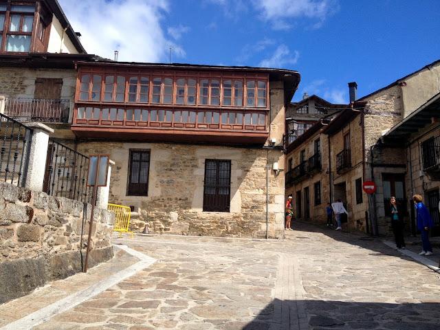 calles bonitas de Puebla de Sanabria