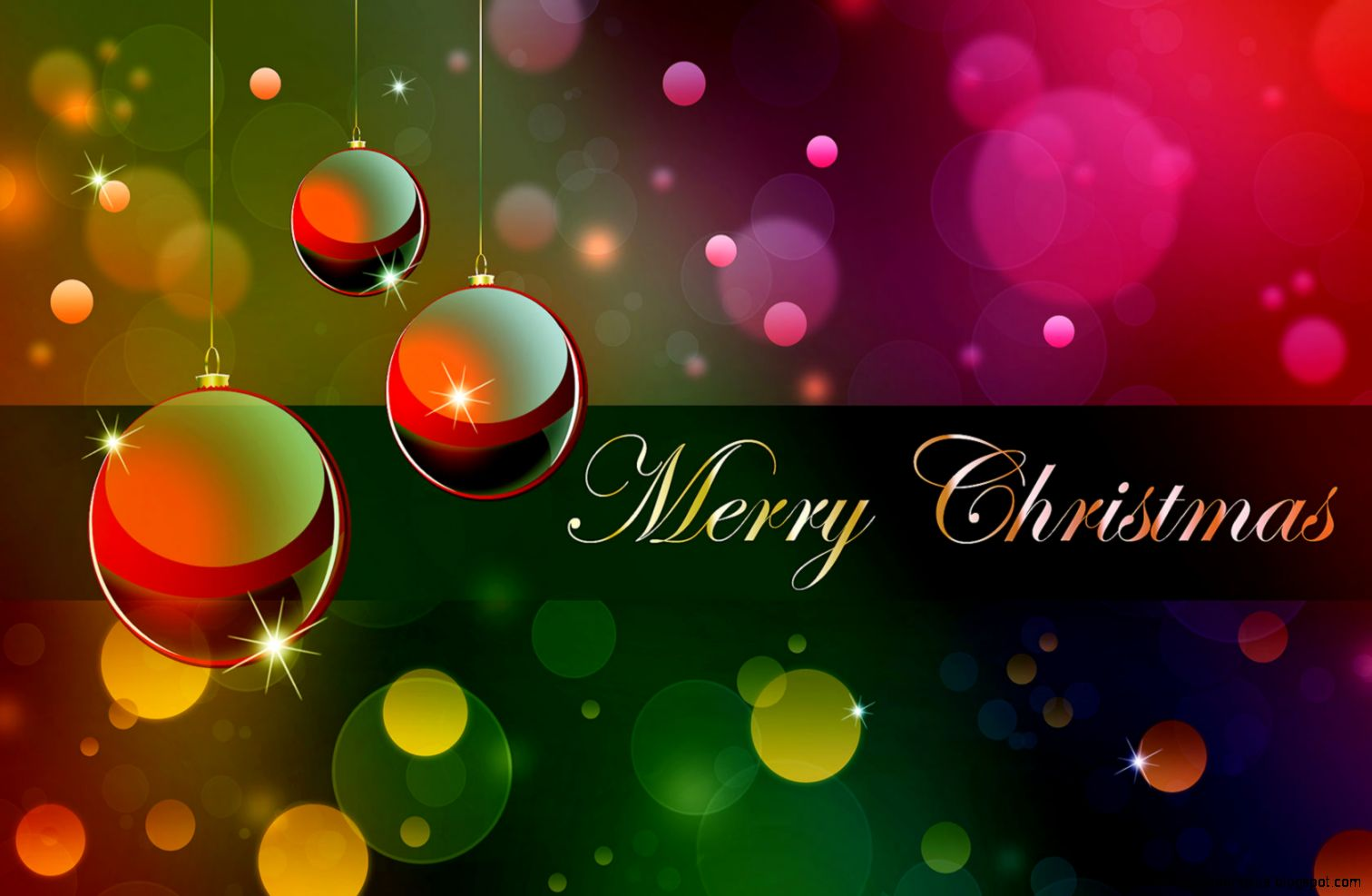 Merry Christmas Wallpaper Hd Widescreen