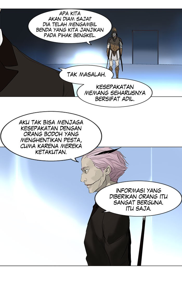Tower of God Bahasa indonesia Chapter 180