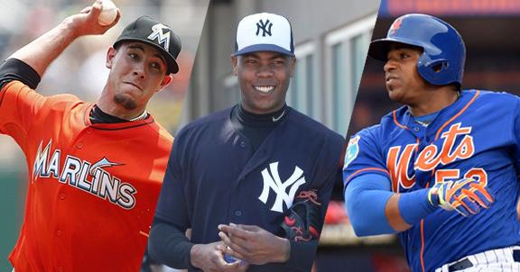 Fernández, Chapman y Céspedes entre los más destacados de la representación cubana en las MLB